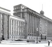 фото старого петербурга - администрация, московская площадь