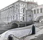 фото старого петербурга - эрмитажный театр