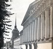 фото старого петербурга - здание адмиралтейства