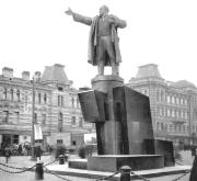 фото старого петербурга - площадь Ленина