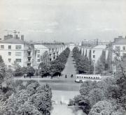 фото старого петербурга - Тракторная улица