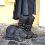 памятник му му