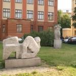 скульптура на тульской улице