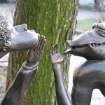 парк современной скульптуры спбгу